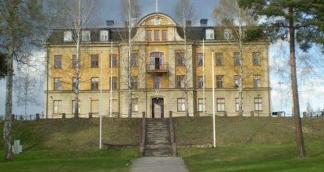 Kanslihuset på Dalregementet