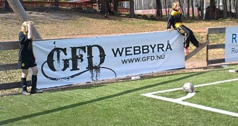 GFD sponsrar Slätta
