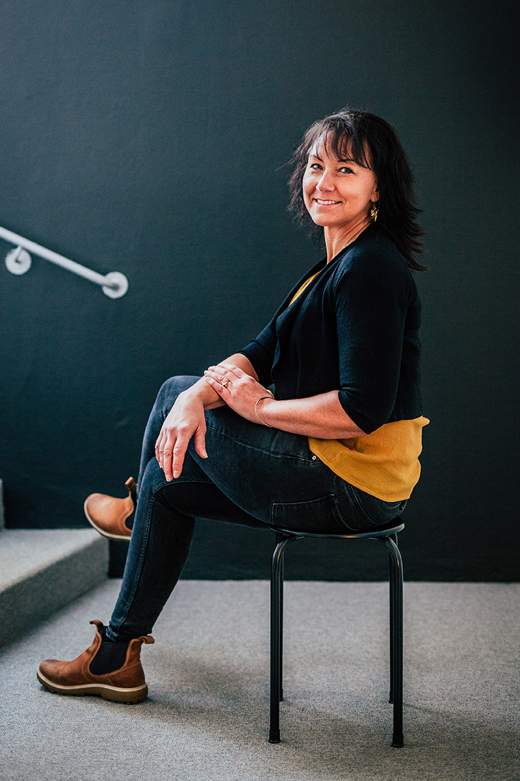 Panang Kommunikations medarbetare Cecilia Hagen Nilsson, Art Director/Projektledare