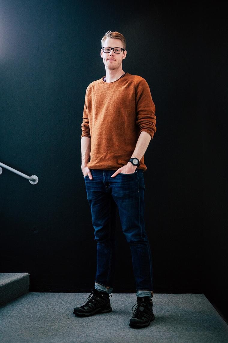 Panang Kommunikations medarbetare Jens Nilsson, Utvecklare