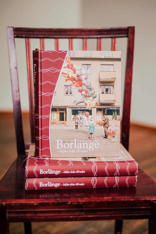 Boken Borlänge - bilder från 60-talet