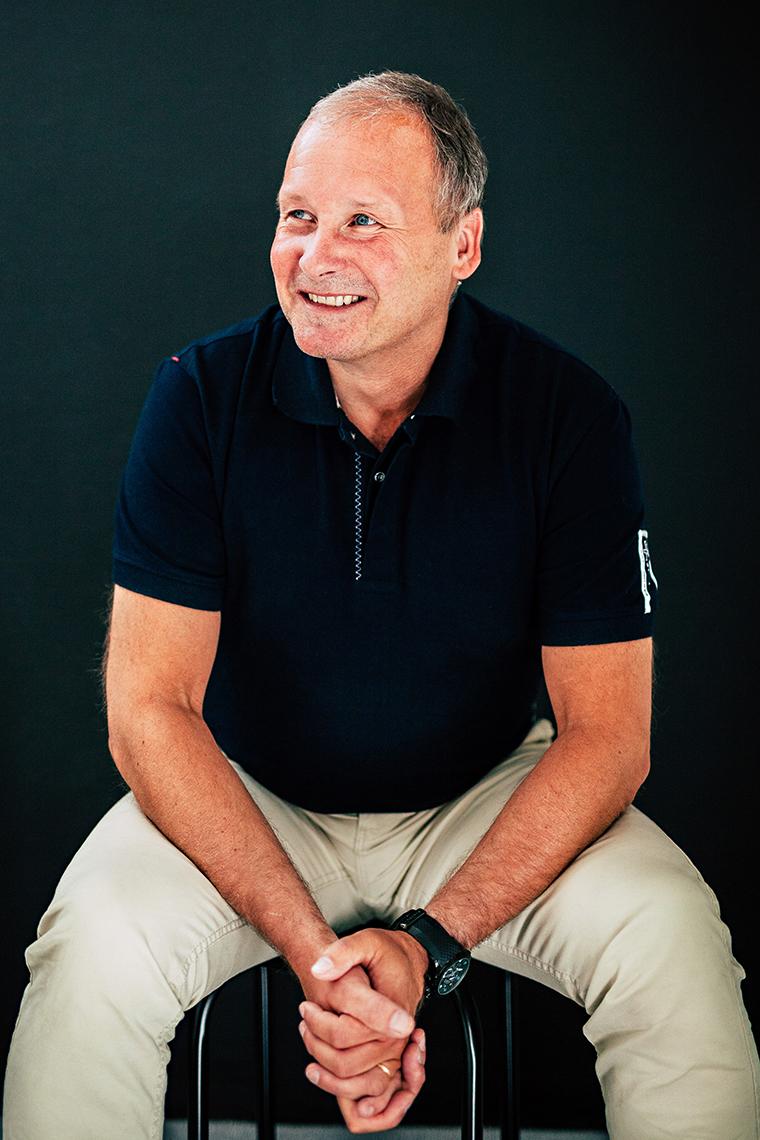 Panang Kommunikations VD, Magnus Björklund