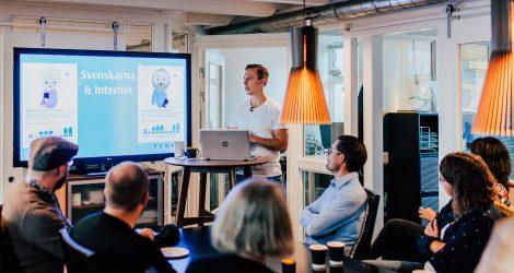 Frukostföreläsning med Jonas Grenfeldt på Panang Kommunikation
