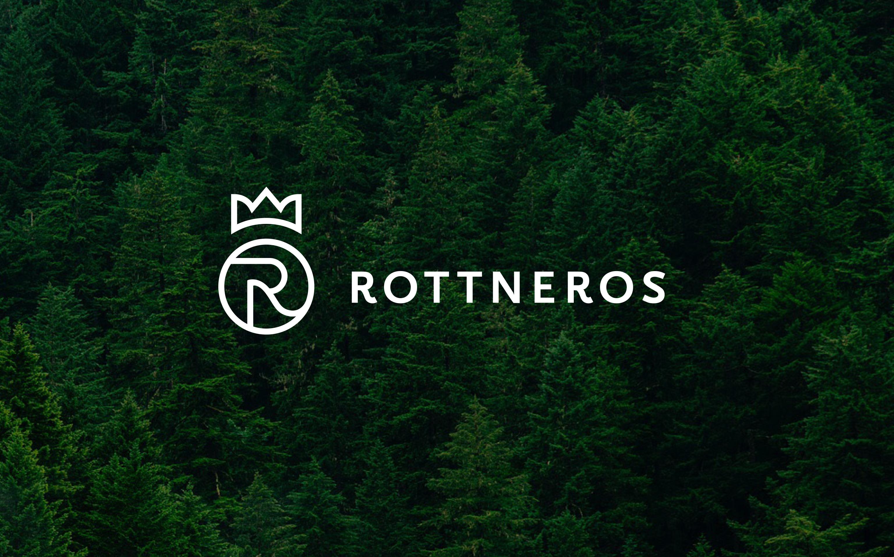Rottneros logotyp