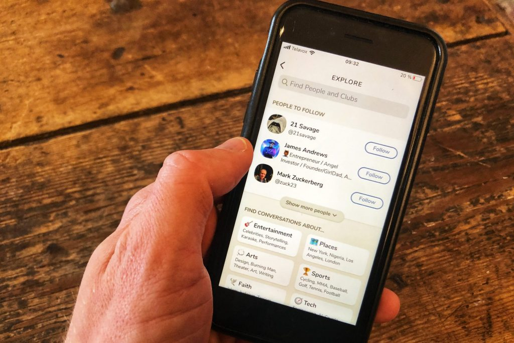 Vad är Clubhouse App?